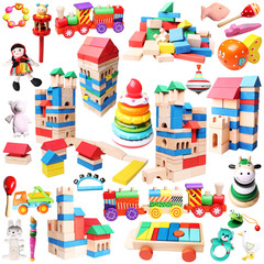 toys background