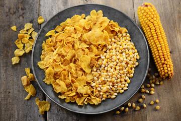 Teller Cornflakes