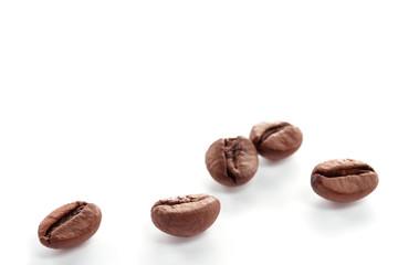 Fotobehang koffiebar chicchi di caffè
