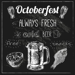 Oktoberfest beer design