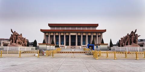 CN Tiananmen Mao Entry