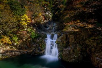 三段滝 (広島県三段峡)
