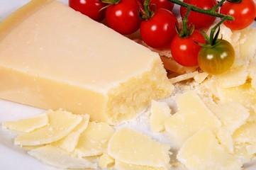 Italian Parmessan cheese © Arena Photo UK