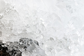 Ice (the background)