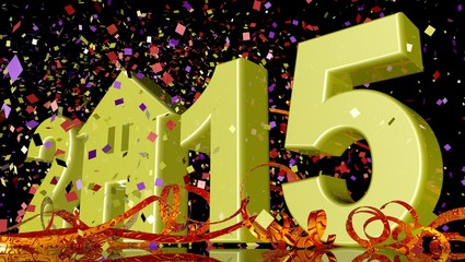 building new year 2015