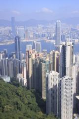 Hong Kong vu du peak Victoria