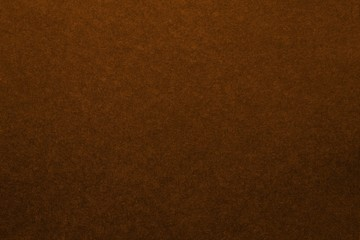 texture of brown color a brushed paper sheet