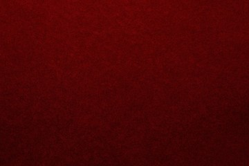 texture of red color a brushed paper sheet