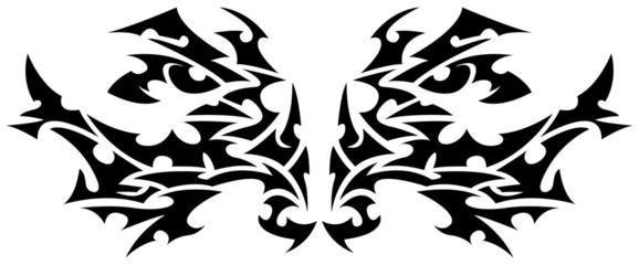 Tribal tattoo 6
