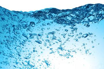water bubbles