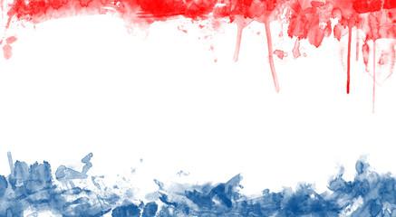United States Flag Color Background