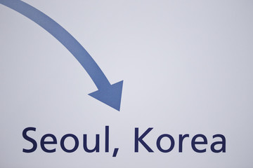 KOREA word