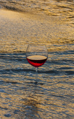 Wine and Sea
