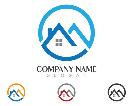 M property Logo