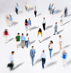 Business People Diversity Ethnicity Variation Concept