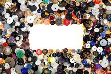 button on clothes frame 2