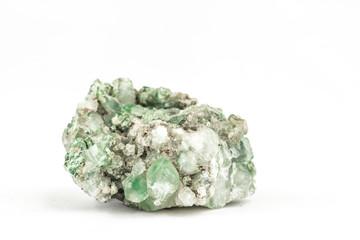 Minerale fluorite verde