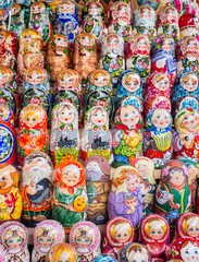 russian matroska dolls
