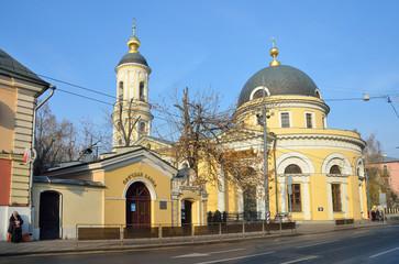Церковь Всех скорбящих радости на Большой Ордынке в Москве