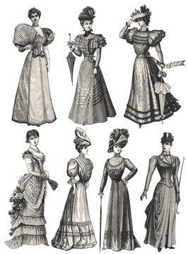 Women circa 1900