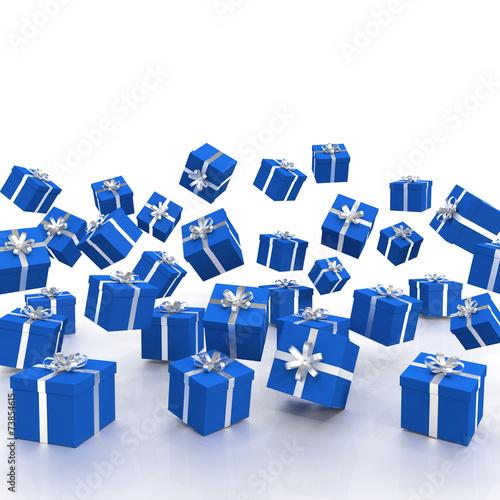 3D - Christmas Gift Boxes - Shot 2