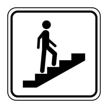 Logo escalier.