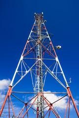Communications GSM tower, Romania