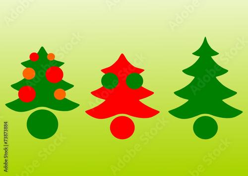Weihnachtsbaum vektor stockfotos und lizenzfreie vektoren auf bild 73873884 - Weihnachtsbaum vektor ...