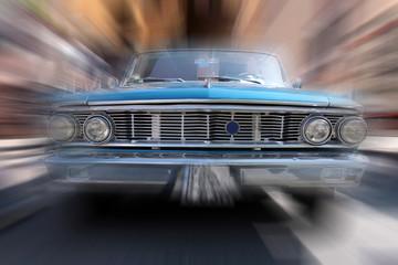 Oldtimer Auto KFZ