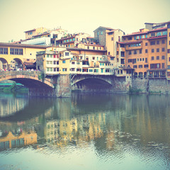 Wall Mural - Ponte Vecchio