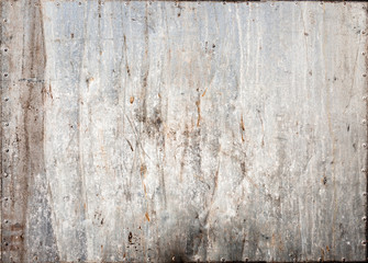 Stained metal texture