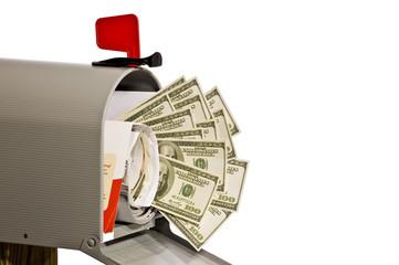 Mailbox With Money