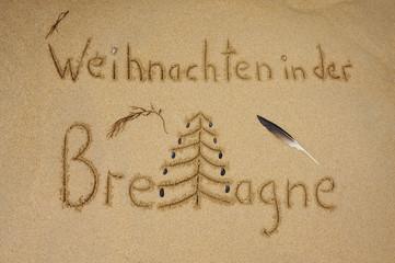 Weihnachten in der Bretagne deutsche Sprache
