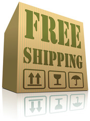 free package shipping