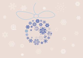 Снежный шар.