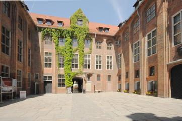 Rathaus, Hof, Torun, #8706