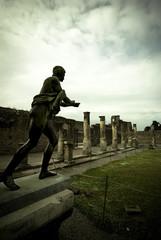 Apollo God in Pompeii
