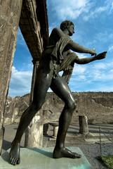 Apollo God, Pompeii