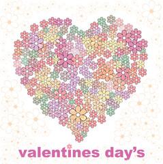 valentines day design one