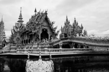 Chiang Rai Wat Rong Khun - White Temple