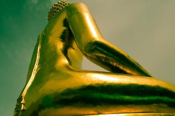 Golden Triangle Buddha