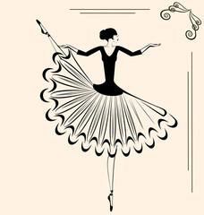 image of ballet dancer