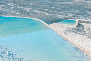 Cretaceous basins in the beautiful tourist places in Turkey