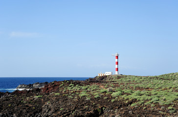 Küste Nationalpark Malpais de Rasca