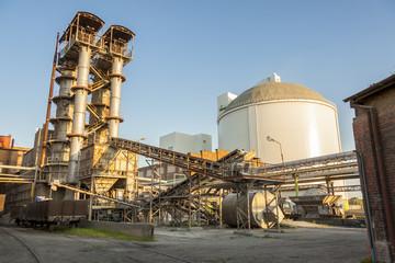 Sugar-refinery