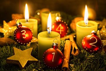 Weihnachten Adventssonntag 3.ter