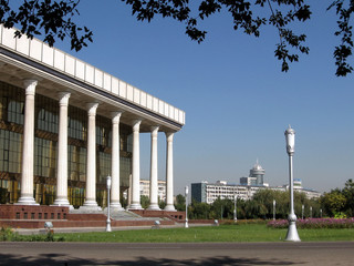Tashkent the Almazar 2007