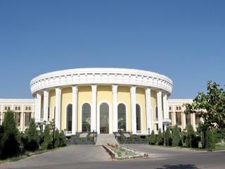 Tashkent the Conservatory 2007