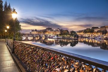 Poster Paris Paris - Pont des Arts