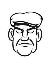 Gangster böse mütze
